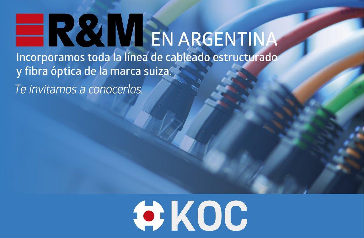 R&M EN ARGENTINA