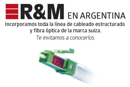 Cableado Estructurado R&M